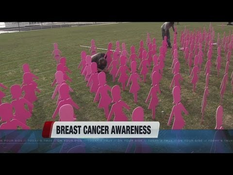 Susan G. Komen continues their fight to help women with breast cancer
