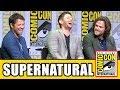 SUPERNATURAL Comic Con 2017 Panel Season 13 News Highlights mp3