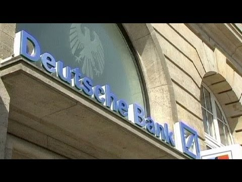 www euronews net not a good day for deutsche bank