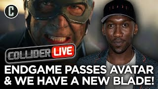 Avengers Beats Avatar and We Have a New Blade! - Collider Live #180