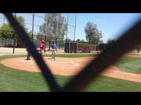 Romer Cuadrado, OF, Los Angeles Dodgers