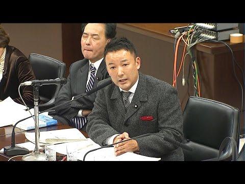 【参考人】「TPPバスからの下車を!」 醍醐聰・参考人12/2参院・TPP特別委員会/2016.12.12 …他関連動画