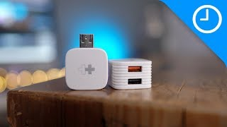 Hands-on: HyperCube backup solution for iPhone