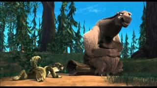 Ice Age 2: My stomach HATES me.