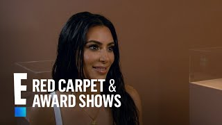 Does Kanye West Give Kim Kardashian Makeup Advice? | E! Live from the Red Carpet