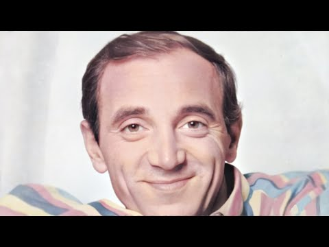 Charles Aznavour - Les Comediens