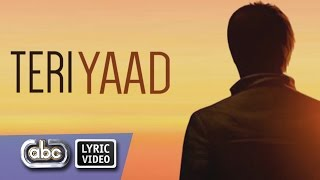 Bikram Singh ft Ishmeet Narula & Epic Bhangra - Teri Yaad **Lyric Video**