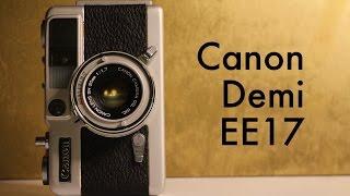 Half-Frames: Canon Demi EE17