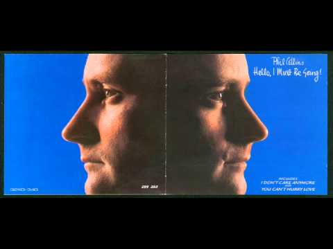 Phil Collins-Hello, I Must Be Going! [Full Album] 1982