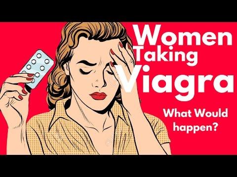 Viagra how it works on women