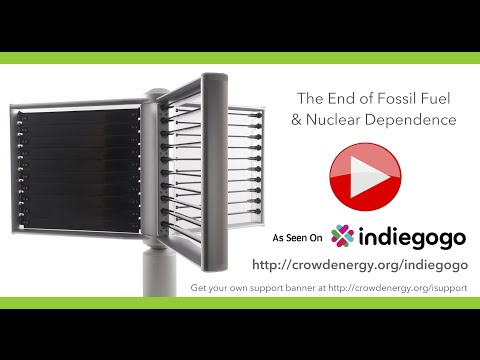 Ocean Energy Turbine Climate Change Solution on #Indiegogo