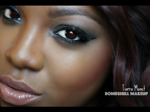 Bombshell  Makeup Tutorial video