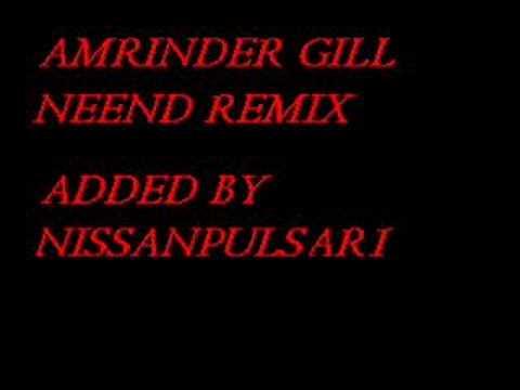 AMRINDER GILL - NEEND REMIX ISHQ