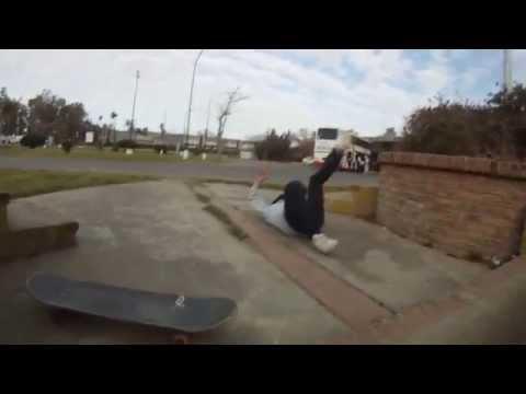 Skate Session Tour Leones 8-2014