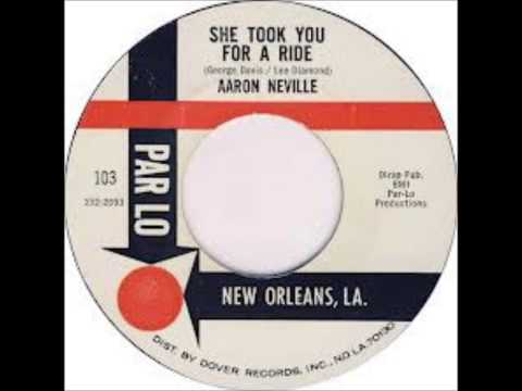 Aaron Neville - She Took You For a Ride
