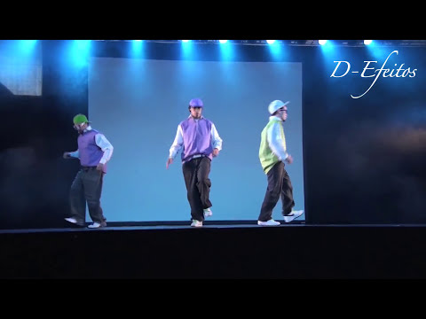 D-efeitos   Prólogo 1˚ Lugar Trio Avançado Joinville 2009 video
