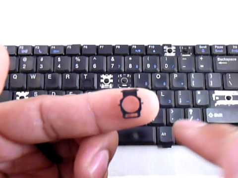 Fix my laptop keyboard key   Dell Acer Toshiba Gateway Lenovo IBM