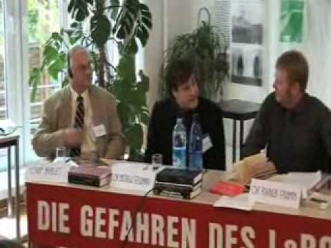 2. IS THE LAROUCHE GROUP A DANGER TO SOCIETY? - Berlin Oct. 17 2008