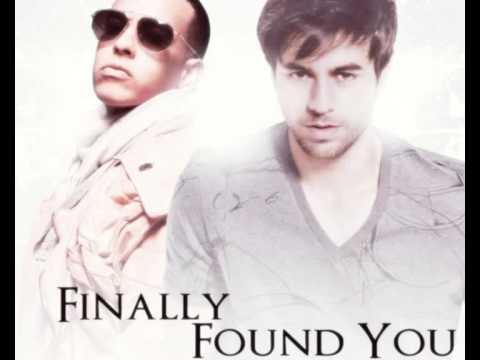 Enrique Iglesias Ft Daddy Yankee & Pitbull 2013  Finally Found You ( RemiX Dj VeRa)