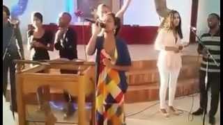 Lily Tilahun - Yalante Nuro - Live Worship
