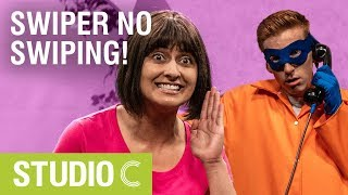 Middle-aged Dora the Explorer - Studio C