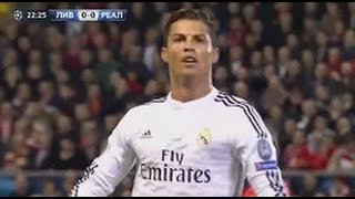 Cristiano Ronaldo vs Liverpool Away (22 October 2014) HD 720p