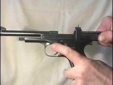 Самодельный пистолет для пистонов