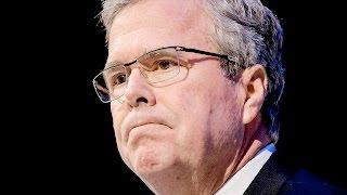 Should We Start Feeling Bad For Jeb Bush? It's Starting To Get Sad