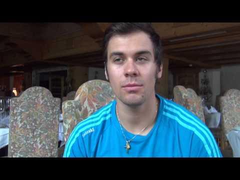 Interview mit Sandro Viletta - Schweizer Skirennfahrer