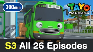Download [Tayo S3] All 26 Full Episodes of Season 3 (300 mins) 3Gp Mp4