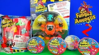 Fungus Amungus 2 Surprises Ultimate Gross Toys Unboxing