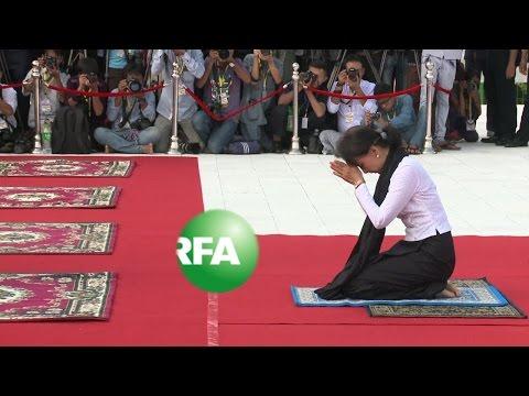 Independence Hero Aung San Honored in Myanmar