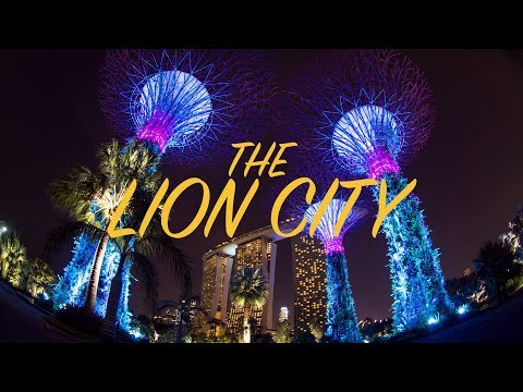 The Lion City - Singapore (シンガポール)