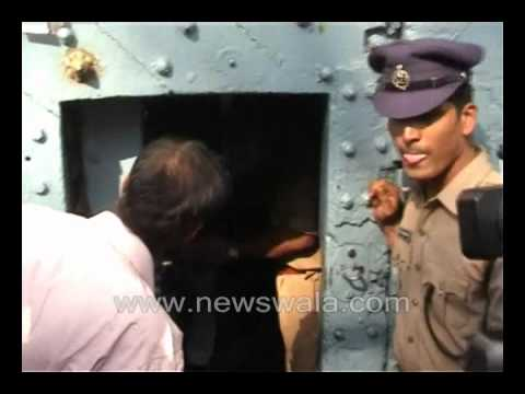 Newswala : BP Acharya Released on bail from Chanchalguda Jail on October 17 2012