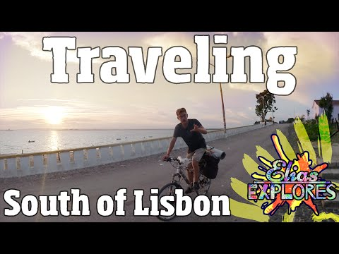 Traveling South of Lisbon via Cycling/Hitchhiking!!