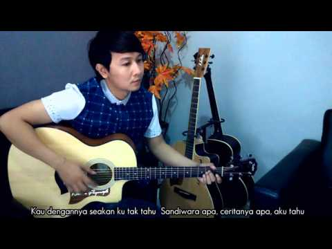Repvblik - Sandiwara Cinta (Nathan Fingerstyle) Guitar Cover