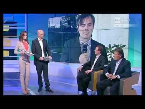 ASD AetnaSprint Servizi e interviste: Il Prof Salvo Bracci ospite a Rai Sport