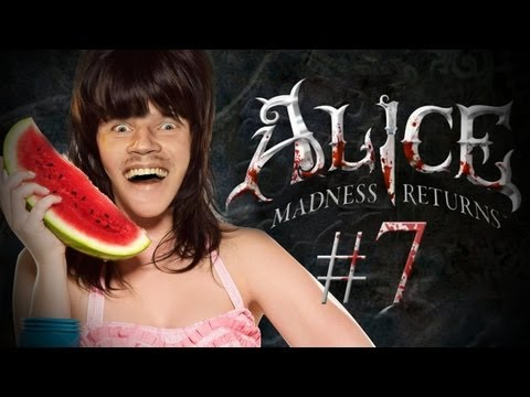 HOT & COLD - Alice: Madness Returns - Part 7