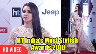 download lagu Parineeti Chopra At Ht India's Most Stylish Awards 2018 gratis