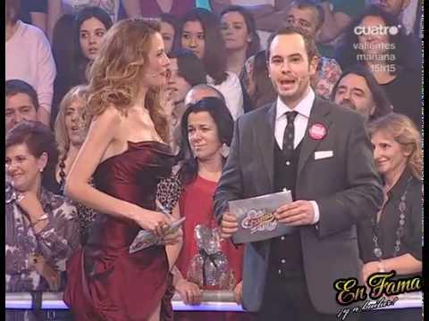 Coreo grupal final de Lola González Braveheart. Fama, a bailar 3ª edición - Final. 24/01/10