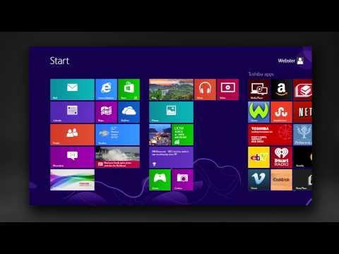 Toshiba How-To: Resetting your UEFI Bios Firmware on Windows 8