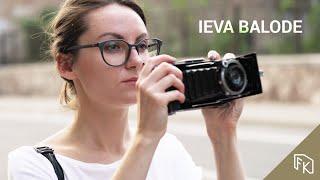 Ieva Balode - Analog Photography and Human Mechanics - FK Artist