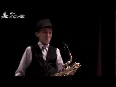 Mayport Middle School Talent Show Jake Owens 2013