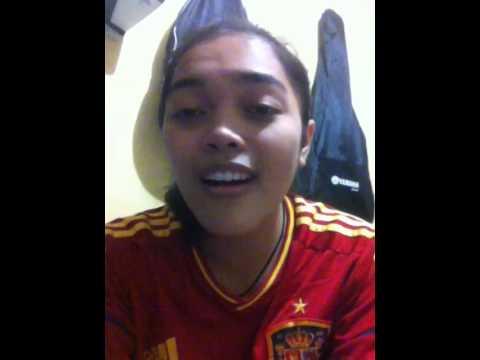Rostine Cilvylia Cover Cobalah Untuk Setia ( Luise Najib ) video