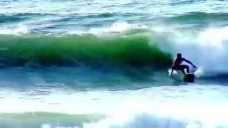 Quiksilver Pro Junior & King of the Groms 2012 Highlights - Day 1 Durban