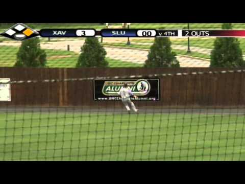 2013 Atlantic 10 Baseball Championship - Game 5: Xavier 7, Saint Louis 6