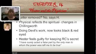 Chapters 13 15 The Scarlet Letter Overview & Analysis