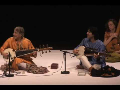 Ustad Amjad Ali Khan - Master of Sarod-Live in Cologne