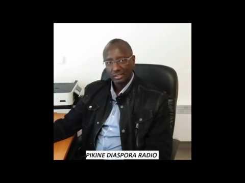 PIKINE DIASPORA RADIO du 27 Sept 2015  l'amelioration du systeme de sante au Senegal par Dr Carvalho
