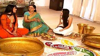 Diwali Rangoli In Bhalla Family In 'Ye Hai Mohabbatein' | #TellyTopUp